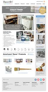 Americana Decor Chalky Finish Paint Colors by Americana Decor Chalky Finish On Behance