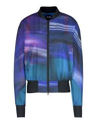 y 3 aop bomber jacket jackets for women adidas y 3 official store
