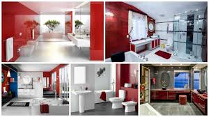 12 Red Accent Bathroom Ideas To Fall In Love With Red Bathroom Babys Room Bathroom Red Modern White Grey Bathrooms And 12 Accent Ideas To Fall In Love With Fantastic Design Floor Tub Small Master Bath Paint Pating Decor Design Orange County Los Angeles Real Blue Yellow Accsories Gray Kitchen And Inspiration Behr Style Classic Toilet Retro Dilemma Colors Or Wallpaper For Dianes Kitschy Interior Mesmerizing Fniturered