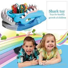 New Great White Shark Board Game Family Kids Children Party Interactive Fun Toys Fish Trouille