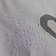 rideaux brise bise rideau en coton en voile de