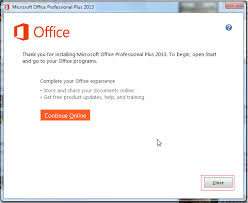 Microsoft fice 2013 Installation Instructions Students The