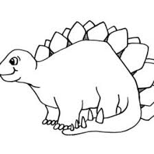 Realistic Dinosaurs Coloring Pages For Kids Dinosaur