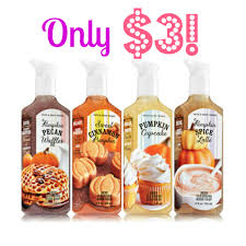Pumpkin Pecan Waffle Candle Bath And Body by Bath U0026 Body Works Pumpkin Hand Soap Only 3 Today Only