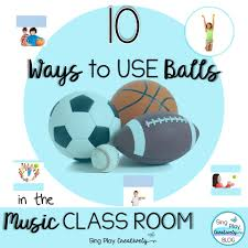 Shake Dem Halloween Bones Lesson by 10 Ways To Use Balls In The Music Class Room Sing Play Create