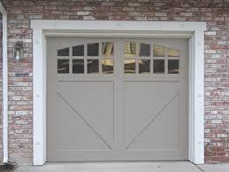 Custom Paint Grade Garage Doors Brentwood Pittsburgh Concord