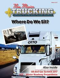 New Mexico Trucking Magazine - Winter 2017 By Ryan Davis - Issuu Home New Mexico Ipdent Automobile Dealers Association Expands Overweight Cargo Zone At Border Kjzz Freight Shippers Express Support For Naftas Trucking Provision Under A New Law Retailers Share Ability Misclassified Truck Youtube Socorro County Wikipedia Eyes On Rates As Logging Device Mandate Begins Agwebcom Truck Driver Shortage Regulations Challenges Growers Truckers Guide 2017 Magazine Winter 2016 By Ryan Davis Issuu Three Women Killed In Bus Crash Cbs Denver