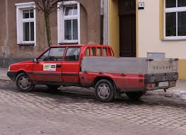 File:20130327 Daewoo Fso Polonez Truck Plus DC 1.9D Rear.jpg ...