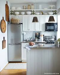 If Your Above Cabinet Space Is Tall Enough Add An Extra Shelf For Storage And Display