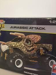 100 Dinosaur Monster Truck 2004 Jurassic Attack Model Kit AMT Factory