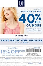 Gap Factory Coupons - 55% Off Everything At Gap Factory, Or ... Gap Factory Coupons 55 Off Everything At Or Outlet Store Coupon 2019 Up To 85 Off Womens Apparel Home Bana Republic Stuarts Ldon Discount Code Pc Plus Points Promo 80 Toddler Clearance Southern Savers Please Verify That You Are Human 50 15 Party Direct Advanced Personal Care Solutions Bytox Acer The Krazy Coupon Lady