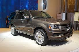 Lincoln Navigator - Wikipedia Allnew Lincoln Navigator Named North American Truck Of The Year 2018 Black Label Lwb Is Lincolns Nearly 1000 Suv 2017 Price Trims Options Specs Photos First Look Review Motor Trend Five Star Car And 2008 4wd Limited Wikipedia Blackwood 2013 Nceptcarzcom 2015 Gets A Bold New Grille Ecoboost V6 Good Cars 82019 Model Honda Accord Voted