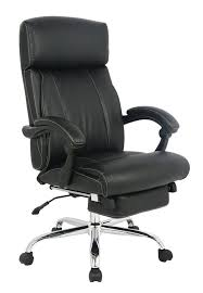 Reclining Gaming Chair With Footrest best reclining office chair