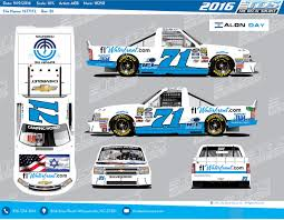 100 Truck Series Drivers First Israeli Driver To Compete In NASCAR Camping World