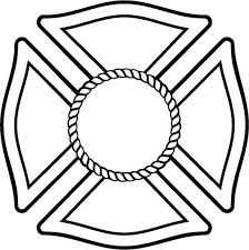 Maltese Cross Picture Coloring Pages