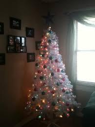 Pre Lit Multicolor Christmas Tree Sale by Holiday Time Pre Lit 6 5 U0027 Madison Pine Artificial Christmas Tree