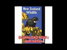 New Zealand Wildlife Bradt Guides