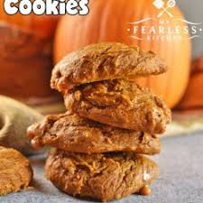 Cake Mix Pumpkin Cookies by Julia U0027s Simply Southern November 2017