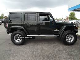 Lifted 4 Door Jeep Truck. Jeep Door Wrangler Jeep Wrangler Unlimited ...