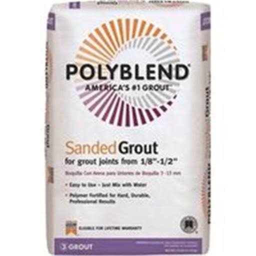 Custom Building Products PolyBlend Sandstone Tile Grout - 25lb