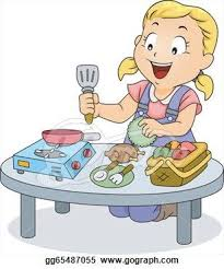 Table Cooking Clipart Explore Pictures