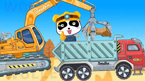 Kids Learn Heavy Machines | Dump Truck | Excavator | Cars For Kids ... Truck And Excavator Dump Roller Trucks Street Amazoncom Toystate Cat Tough Tracks 8 Toys Games Video For Children Real Kids Volvo Fmx 2014 V10 Spintires Mudrunner Mod Cstruction Squad Crane Build A Garbage Driving Simulator Game Android Apps On Google Ets 2 Hino 500 Blong Kejar Muatan Sukabumi Youtube Games Fun Dump Truck Miniature Car Built Amazonsmile Fajiabao Push Back Car Set Toy Mini Digging Learn Heavy Machines Cars For Euro Giant Dump Truck Ets2 Spotlight City Driver Sim Play