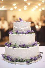 Lavender Wedding Cake Doulacindycom