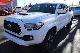 New 2018 Toyota Tacoma TRD Sport Double Cab 5' Bed V6 4x4 AT Double ... Amazoncom Tac Side Steps For 052017 Toyota Tacoma Double Cab Confirms Its Considering Hybrid Pickup Truck Tonneau Cover Hidden Snap 6ft Short 2017 Indepth Model Review Car And Driver Used Lifted Trd Sport 4x4 For Sale 40366 New 2018 Sr Extended In Boston 220 Still Sets The Standard Trucks Reviews Pricing Edmunds Amarillo Tx 19173 Thorndale Pa Del Inc Sr5 Access 6 Bed V6 At