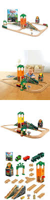 train sets 113519 thomas and friends wooden railway sam and the