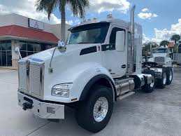 100 Cheap Semi Trucks For Sale By Owner 2020 Kenworth T880 Tri Axle Sleeper Truck 40