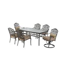 Martha Stewart Living Augusta Patio Dining Chair Set of Dining Chairs The Home Depot