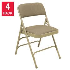 National Public Seating Upholstered Folding Chair, 4-pack Fabric Padded Seatmolded Fan Back Folding Chair By Cosco 4400 Portable Chairs For Any Venue Clarin Seating The 7 Best Chairs Of 2019 White Resin Lel1whitegg Bizchaircom Wood Xf2901whwoodgg Foldingchairs4lesscom National Public 3200 Series Xl 2inch Vinyl 2 Taller Quad Black Lel1blackgg Deluxe Seat Flash Fniture Plastic With 21 Beach