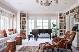 The Sunroom Provides A Great Retreat For Homes Resident Jazz Musician