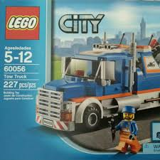 100 Lego City Tow Truck 60056 Shopee Singapore