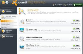 Avast anti virus for windows 10