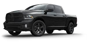 100 Blacked Out Truck 2014 RAM 1500 Black Express Edition Top Speed