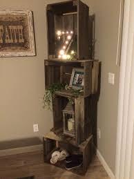 Making A Wooden Shelving Unit by Best 25 Corner Shelf Unit Ideas On Pinterest Corner Shelves