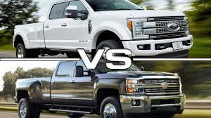 100 Ford Trucks Vs Chevy Trucks 2017 F450 Super Duty Vs 2016 Chevrolet Silverado 3500HD YouTube