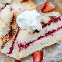 Angel Food Jam Cake Recipe