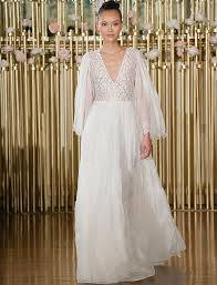 The Biggest Wedding Dress Trends From Spring 2018 Bridal Fashion