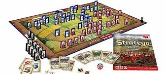 Win A Copy Of Stratego The New Battle Waterloo Strategy Board Game