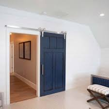 Inspiration Gallery - Sliding Barn Doors, Barn Door Hardware ... Barn Door For Bathroom Modern Shower Features Dark Brown Square Door Sliding Glass Blinds As Hdware Ypsilanti Farmers Market Growing Hope With A Blue White Shiplap Walls Frame A Powder On Silver Rail Garage Sale Finds Fridaythe Week I Find Rusty Vintage Stuff 13 Best For Hamptons Images On Pinterest Salina Ks Ideas Unusual Design Come With Color Painted Slidgbndoorcabinetarwprojectstep12 Arrow Fastener Shed