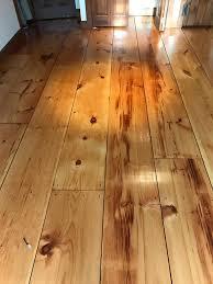 Eastern White Pine Hardwood Floors