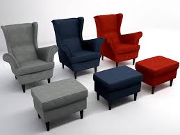 trendy strandmon wing chair ikea design ideas and decor