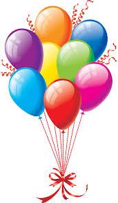 1454x2500 Birthday Balloons ClipArt Best
