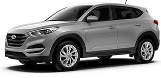 2017 Hyundai Tucson Info