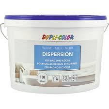 bad und küchenfarbe weiss 10 l kaufen dispersionen landi