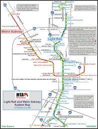 Baltimore Metro Subway Railfan Guide RSUS