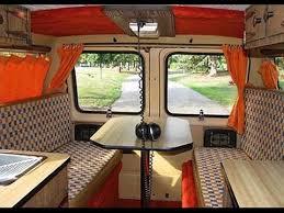 Living In A Van
