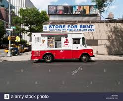 100 Ice Cream Trucks For Rent Distinctive Red White Good Humor Ice Cream Truck Parked On West